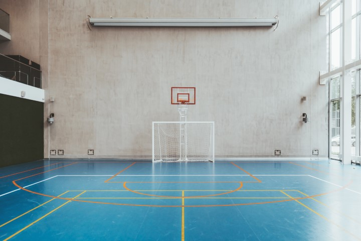sportvloer onderhoud